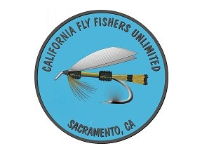 CA fly fisher logo